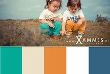 I LOVE ∫ Color / by Xammes fotografie