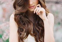 Hair & Makeup Ideas.  / by Brittany Nguyen