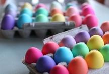I LOVE ∫ Easter Ideas! / by Xammes fotografie