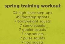 WORKOUTS / Pinnable/Printable workout images! **Contributors- please be mindful of the amount of pins you add to this board per day. The max is 3. Please and thank you! **I have the right to remove you from this board if your pins do not align with the board.  / by Lee Hersh | Fit Foodie Finds