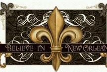 New Orleans SAINTS  / by Dorrie Bourque