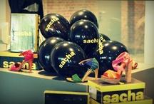 We love Sacha