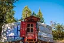 Glamping, yourtes, tipis... | Cabin in the trees, yurt, tipis...
