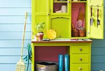 Home Decor Vignettes / Beautiful home decor vignettes