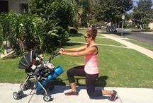 Workout and keep fit / Buggy workout for you. / by BabyCentre UK