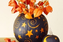 Smashing (Beautiful) Pumpkins / The most beautifully carved, decorated and/or painted pumpkins I can find!!!