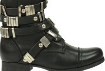 Sacha ♥ Biker Boots