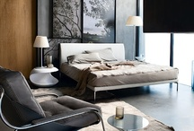 Interiors: bedroom / by Vera Voit