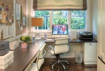 Interiors: working space / by Vera Voit
