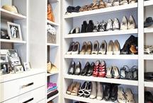 Interiors: wardrobe / by Vera Voit