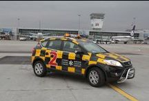 Pojazdy lotniskowe
