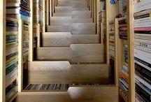 Interiors: stairs / by Vera Voit