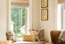 Interiors: near the window / by Vera Voit