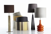 Interior objects: lighting / by Vera Voit