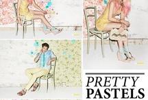 Sacha ♥ Pretty Pastels