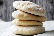 Bread  / by Rebecca Everett