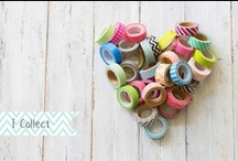 I LOVE ∫ Washi Tapes / by Xammes fotografie