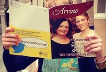 The Arrow Magazine / by Pi Beta Phi Fraternity for Women