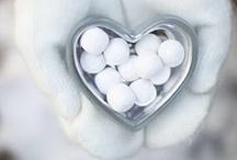 I LOVE ∫ White