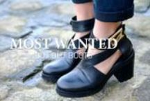Sacha ♥ Cut-out boots