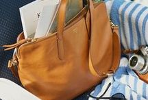 Carry On / Me? Obsessed with purses, bags, and pouches? Oh, never...
