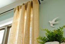 Home Decor: Window Coverings