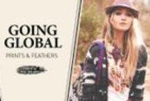 Sacha ♥ Going Global