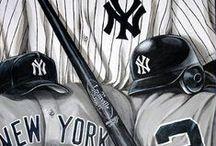 ~ New York Yankees! / 27 World Championships ... / by Carleen Dopf