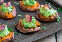 Healthy Sweet Potato Recipes / Healthy sweet potato recipes for any meal of the day!
