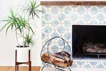 hearth / the mantel is a powerful expression of creativity