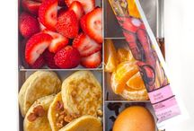Lunchbox / Ideas for preschool lunch box, avoiding bread