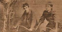 Ciclistas, ciclismo / La bicicleta y las mujeres, su historia, sus curiosidades, su libertad