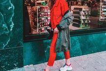 Sneaker fever / Sneakers zijn altijd handig en super hip! Van een leuk jurkje tot een stoere denim jeans, je sneakers kun je met álles combineren!