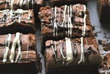 {brownies} / by Carrie Harris
