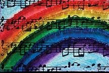 I'm down with RGB! (Roy G. Biv) / Yeah you know me! / by Brandi Lovin'Life Powell