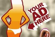 """Immagine della donna in pubblicità / Raccogliamo immagini perché quando poi si raccontano sembriamo matti, fissati, """"senza ironia"""". Invece tutte insieme fanno impressione. Chi volesse partecipare direttamente ce lo faccia sapere (vi aggiungiamo tra i """"board contributors"""")."""