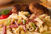 Nudelsalat & Wurstsalat