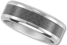 Men's Wedding Rings / Mens Wedding Rings and bands made out of 14K white, yellow, and rose gold as well as tungsten, titanium, colbalt, stainless steel, and Sterling silver.