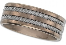 LGBT Wedding Rings / Here we feature the wedding rings that are most requested and purchased by the LGBT community.