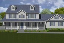 House Plans Over 2000 Square Feet / With room for a growing family and flexibility plus all the details you dreamed of in your new home.Visit us at SedgewickHomes.com - #Sedgewick_Homes #NC_homebuilder #NC_custom_builder