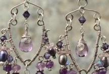 earrings / by Linda Marino