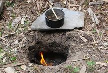Camping/survival / by Amy Popham