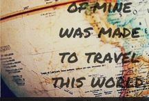 Travel makes the heart go 'round / by Lydia Medley