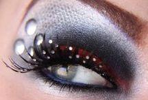[Makeup inspiration] Eyes / Photos inspirantes trouvées sur le net.