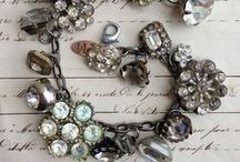 Jewelry - Vintage and Repurposed / by Jeannie Keener