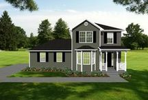 House Plans Under 1200 Square Feet / Here are some of our house plans that come in at 1200 square feet or less. Small in size, but big on quality. #NC_homebuilders #NC_custom_builders #Sedgewick_Homes