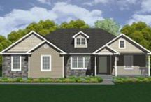 House Plans 1200 - 2000 Square Feet / Country, Colonial, Cape Cod, Craftsmen, Bungalow or Ranch...what style suits you? #Sedgewick_Homes #NC_homebuilder #NC_custom_builders