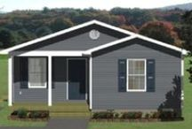 Wescott House Plan / Simplicity of design is the key to our smallest house plan with only 826 square feet including 2 bedrooms and 1 bath. Perfect for a starter home, singles and down-sizing couples, or an easy to maintain second home. #Sedgewick_Homes #NC_homebuilder #NC_custom_builder #construction_company