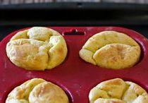Grain Free Muffins & Scones
