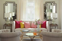 Favorite Living Spaces / by Meredith Lumsden
